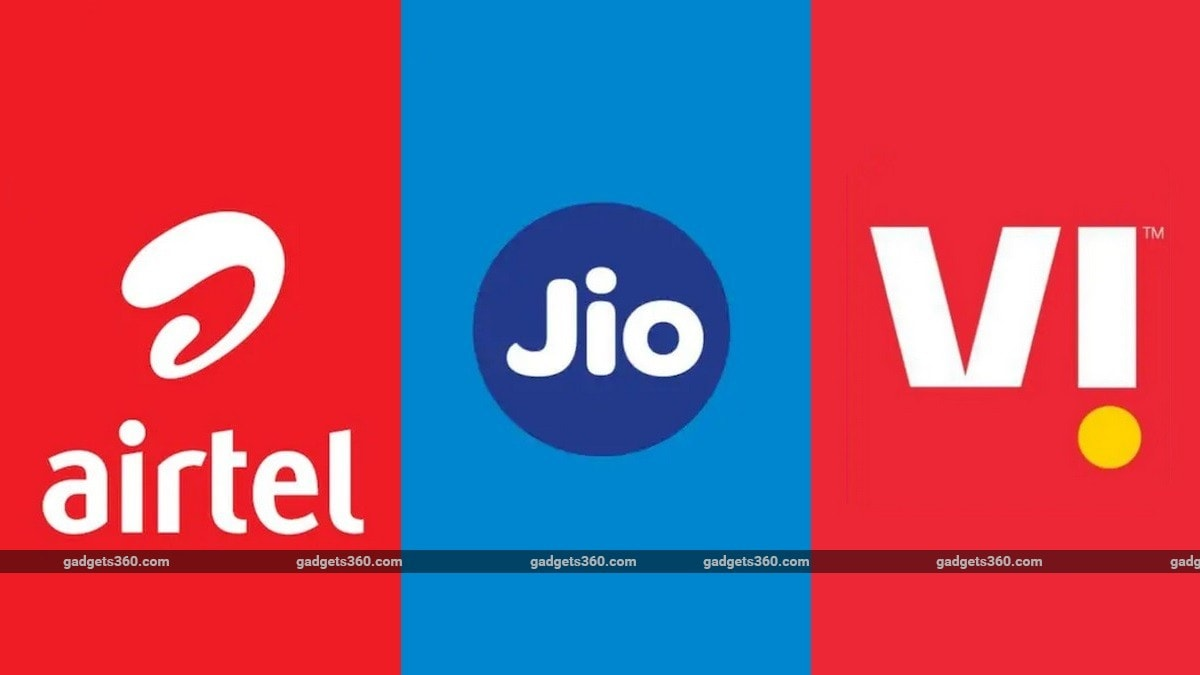 Jio vs Airtel vs Vi: Best Prepaid Packs Under Rs. 200 - Gadgets 360