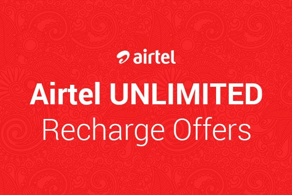 Airtel Unlimited Plans: Rs  199, 399, 488 Packs & Offers | HotDeals 360