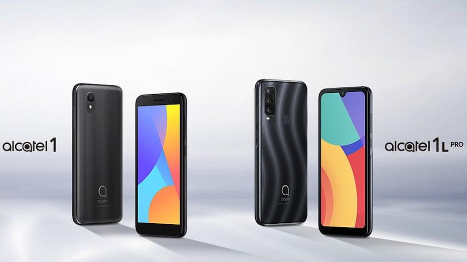 Android 11 (Go Edition) के साथ Alcatel 1 (2021) और Alcatel 1L Pro लॉन्च, जानें कीमत और खूबियां