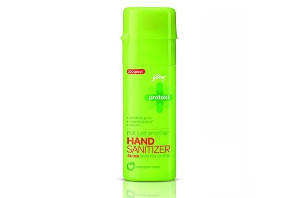Best Hand Sanitizer, Godrej Sanitizer