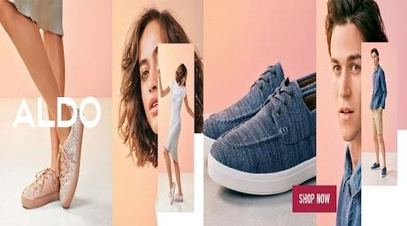 Brand of the Day Sale on Tata Cliq - Clarks & Aldo at Upto 60% OFF!