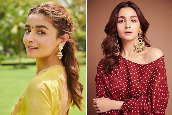 Alia Bhatt Makeup Essentials: Ace Alia Bhatt Without Makeup Look