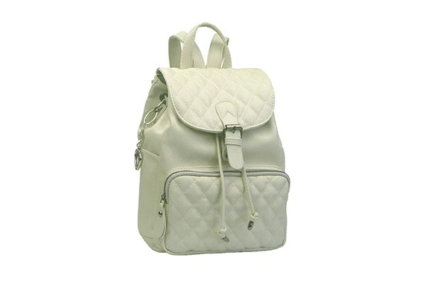 Alice Fashion Women Suture Rhombic Backpack 1613796028853