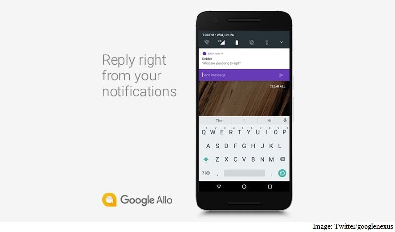 Google Allo 2.0 for Android Gets App Shortcuts, Gif Keyboard, Quick Replies, and More