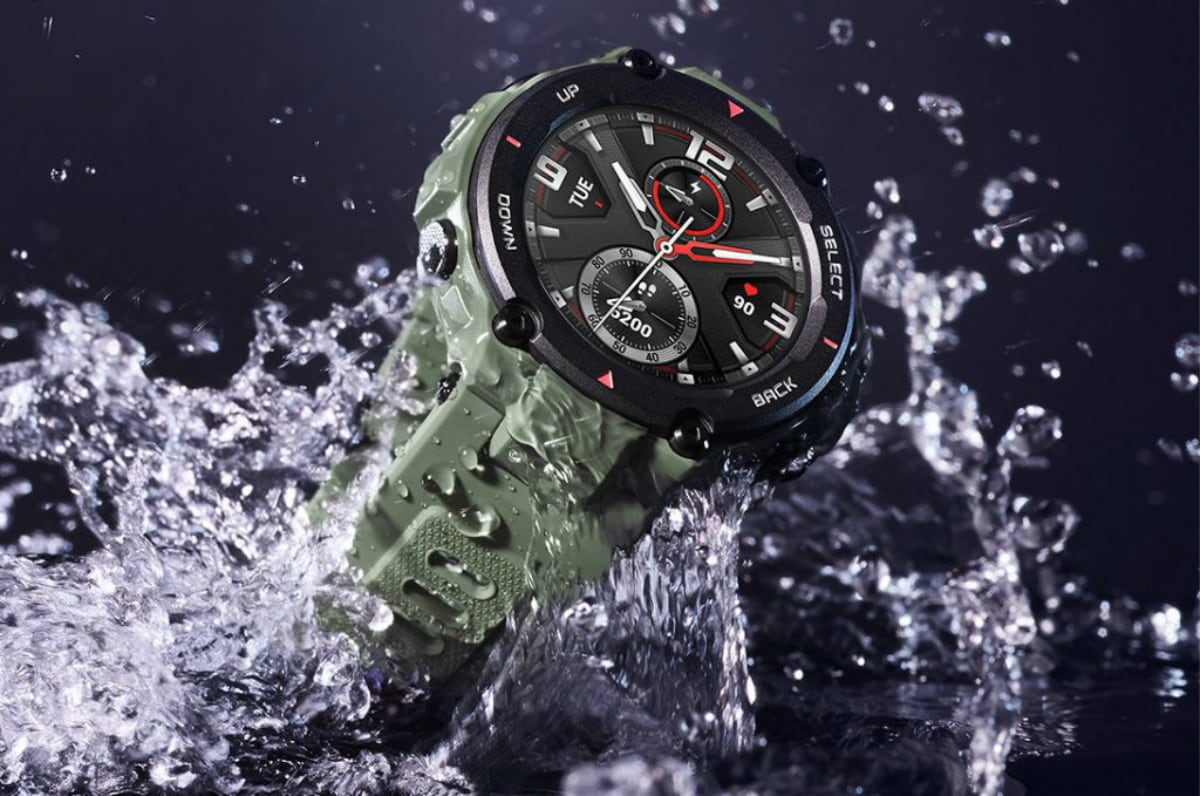CES 2020: Amazfit T-Rex, Amazfit Bip S Smartwatches With 5ATM Water Resistance, Built-in GPS Launched