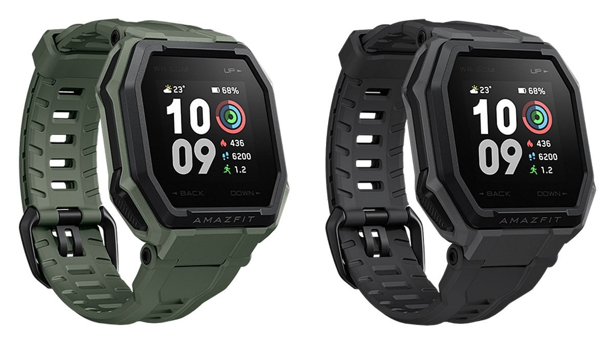 Amazfit Ares Smartwatch With 14-Day Battery Life, 70 Sports Modes Launched