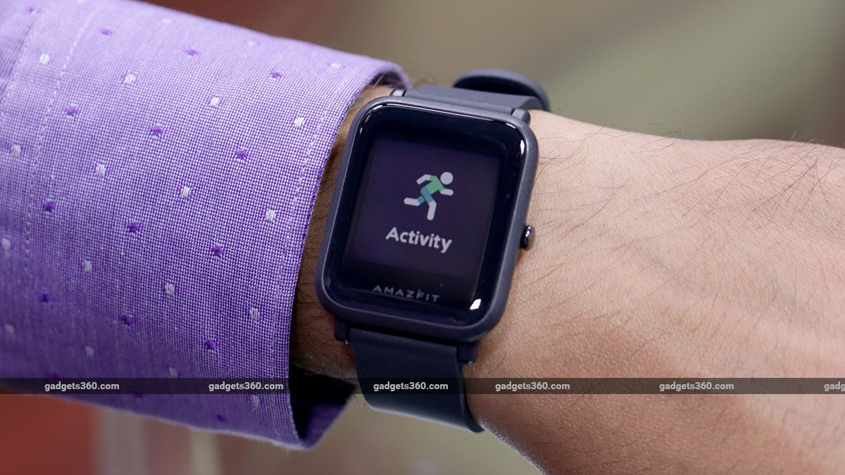 Amazfit Bip Lite Activity Amazfit Bip Lite Review