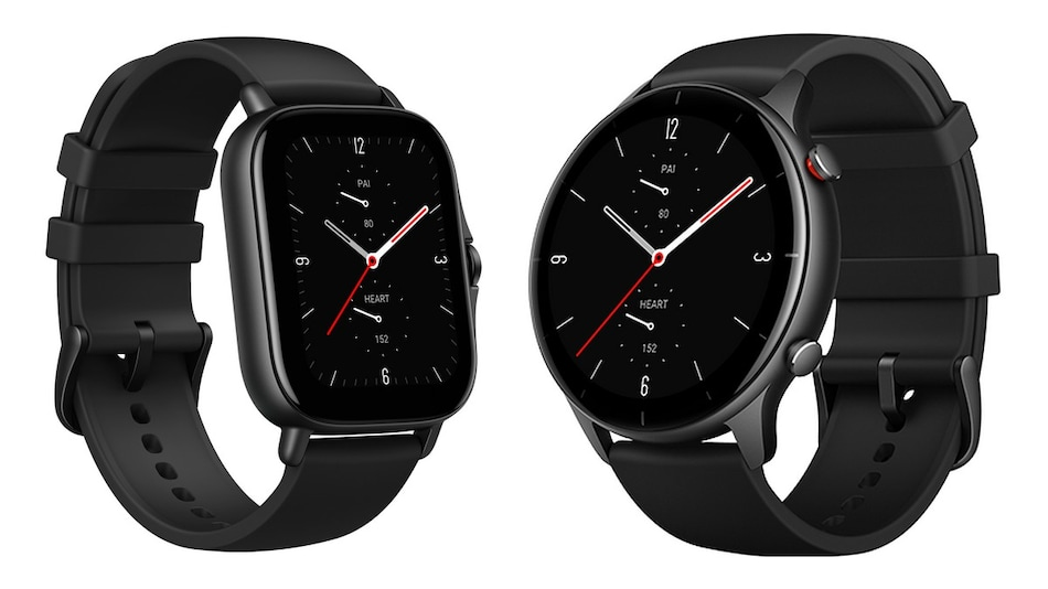 Amazfit GTR 2e, Amazfit GTS 2e With 90 Sports Modes, 5ATM Water Resistance Launched in India