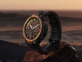 Amazfit T-Rex Pro With 10ATM Water Resistance and Bio-Tracking PPG Sensor Launched, to Debut in India Soon