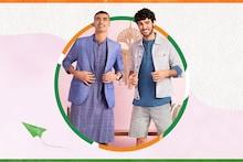 Amazon Great Freedom Festival Sale Offers on Men Fashion Essentials