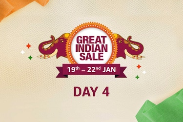 Amazon Great Indian Sale Day 4 Offers, 19th Jan-22nd Jan 2020