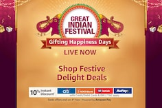 Bestsellers of 2020: Amazon Great Indian Festival Sale 2020