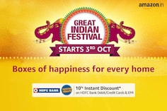 Amazon Great Indian Festival 2021 Sale Offers Up to 90% OFF