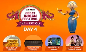 Shop Amazing Diwali Offers on Day 4 of the Amazon Great Indian Festival Sale