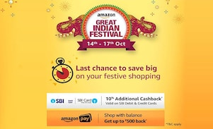Amazon Great Indian Festival Sale Offers: 14th-17th Oct 2017, Be Ready To Shop Ahead Of Diwali 2017
