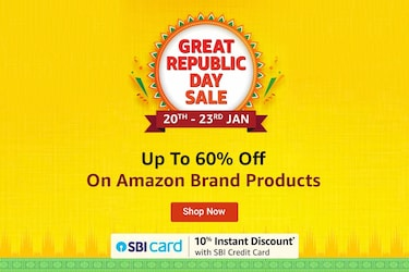 Up To 60% Off On Amazon Brand Products: Amazon Great Republic Day Sale 2021