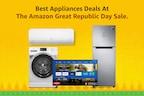 Amazon Republic Day Sale 2021 Offers: Best Deals on Appliances