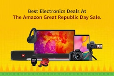 Amazon Great Republic Day Sale 2021: Up To 60% Off On All Electronics