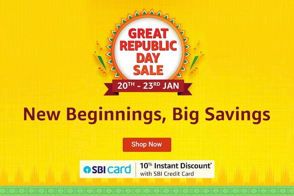 Amazon Great Republic Day Sale 2021: Trending Deals On Best Selling Products