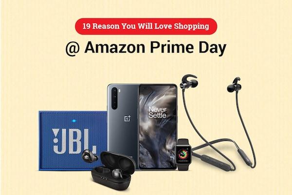 19 Reason You Will Love Shopping @ Amazon Prime Day
