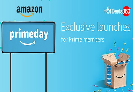 Amazon Prime Day Sale, First Time In India, Read All about the Offers here!