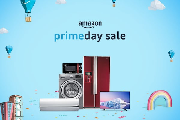 Amazon Prime Day Deals, Offers on Home Appliances