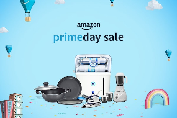 Amazon Prime Day Deals, Offers On Kitchen Appliances and Essentials