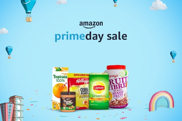 Amazon Prime Day Deals, Offers on Grocery, Gourmet Foods & Daily Essentials