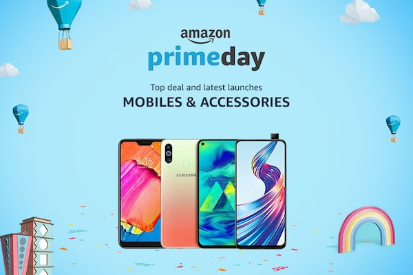 Amazon Prime Day Deals, Offers On Mobile Phones