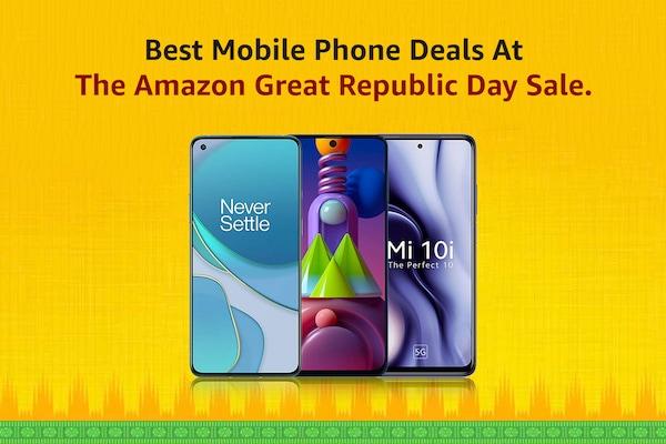 Amazon Republic Day Sale 2021 Offers: Best Deals on Mobile Phones