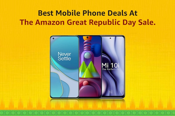 Amazon Republic Day Sale 2021 Offers: Best Deals on Mobile Phones
