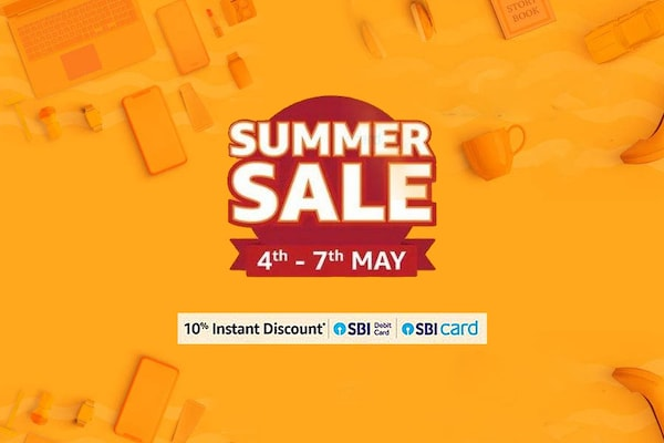 Amazon Summer Sale : Offers on Mobile, Electronics, Fashion, Books & More