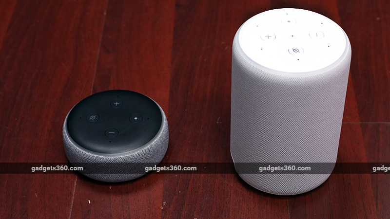 Smart Speakers With Amazon Alexa, Google Assistant Invade Indian Homes
