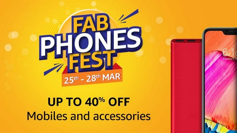 Amazon Fab Phones Fest Sale: Realme U1, Huawei Y9 (2019), Vivo Y83 Pro, Honor Play and More Get Discounts, Offers