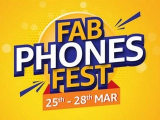 Amazon Fab Phones Fest Sale Last Day: Offers on Vivo Nex, Realme U1, Huawei Y9 (2019), Vivo Y83 Pro, Honor Play and More