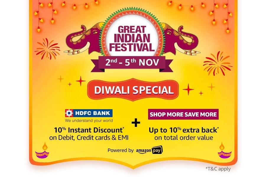 Amazon Great Indian Festival Sale 2018: Check Sale, Offers & Deals