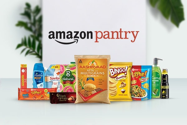 Amazon Pantry Offers: Shop Now Amazon Pantry Grocery Products at Discount Upto 30% Off