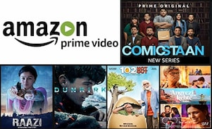 7 Days 7 New Titles on Amazon Prime
