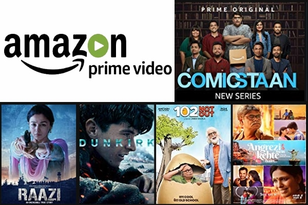 7 Days 7 New Titles on Amazon Prime