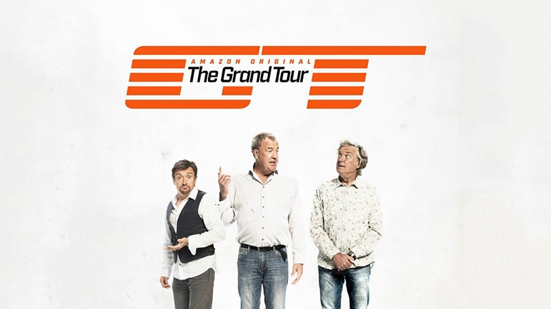 The Grand Tour, From Ex-Top Gear hosts, Arrives November on Amazon