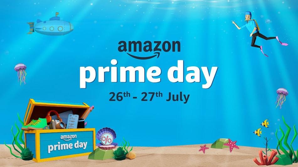 Amazon की Prime Day Sale 26-27 जुलाई को, मिलेंगे ढेरों डील्स और ऑफर्स