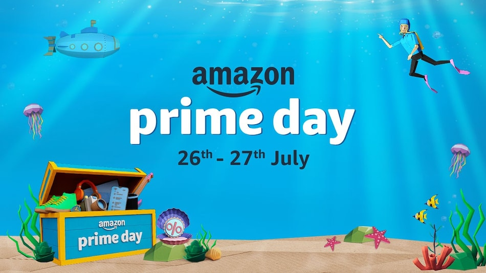 Amazon Prime Day Sale to Start on July 26 With Discounts, Deals, Over 300 New Product Launches