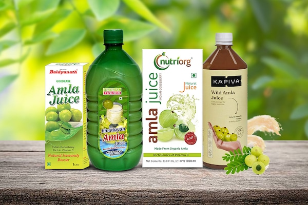 Amla Juice: A Dose For Health And Beauty