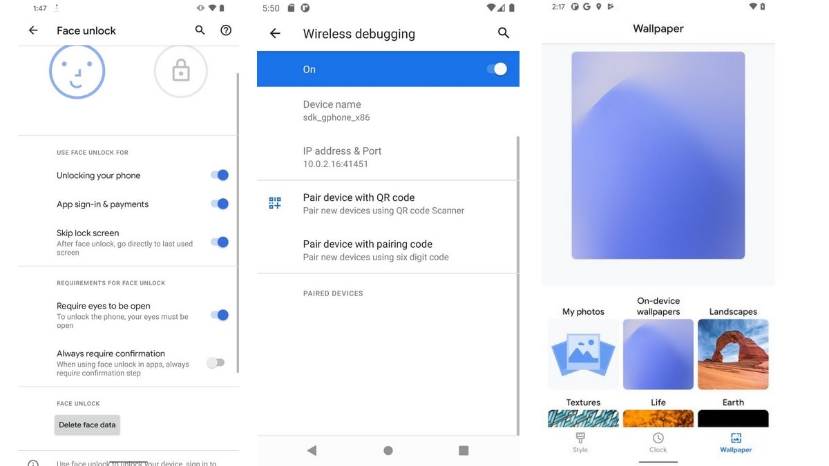Google's Second Android 11 Developer Preview Improves Face Unlock System, Adds Tons of New Features: Here's Everything New