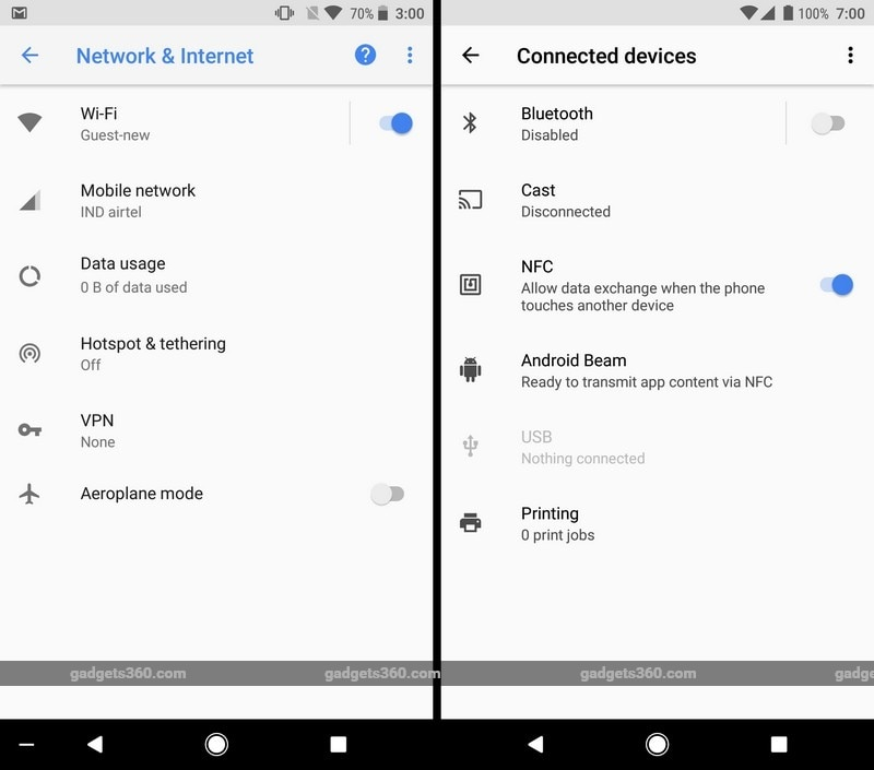 Android O Beta Wireless NDTV Android O Beta