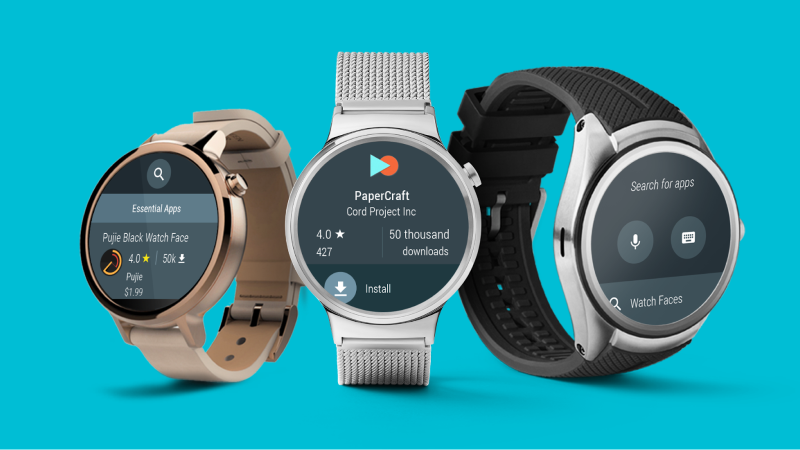 Google Unveils Android Wear 2.0 Developer Preview 3; Stable Release Delayed to 2017