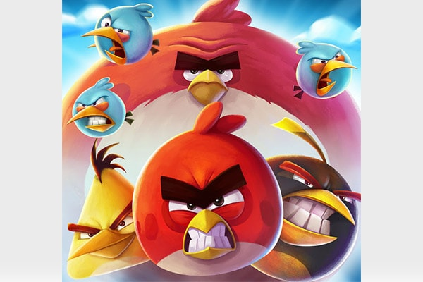 Angry Birds 2 600