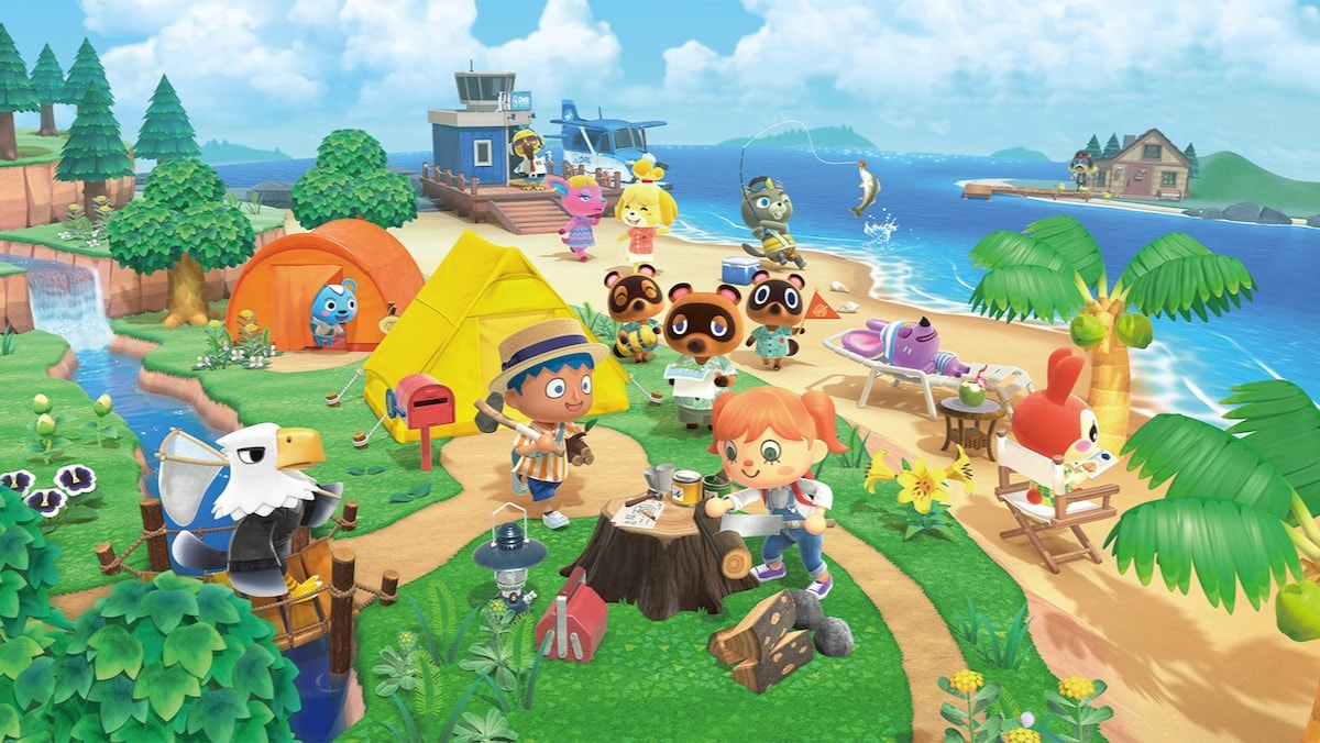 Nintendo Profit Jumps 428 Percent Thanks To Animal Crossing New
