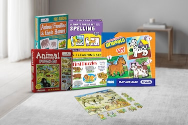 Best Animal Puzzles For Kids: A Fun Learning Tool