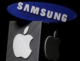 Apple-Samsung iPhone Patent Feud Leaves US Supreme Court Struggling